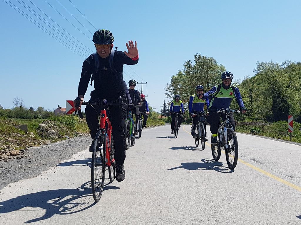 Kuşkayası Bisiklet Turu