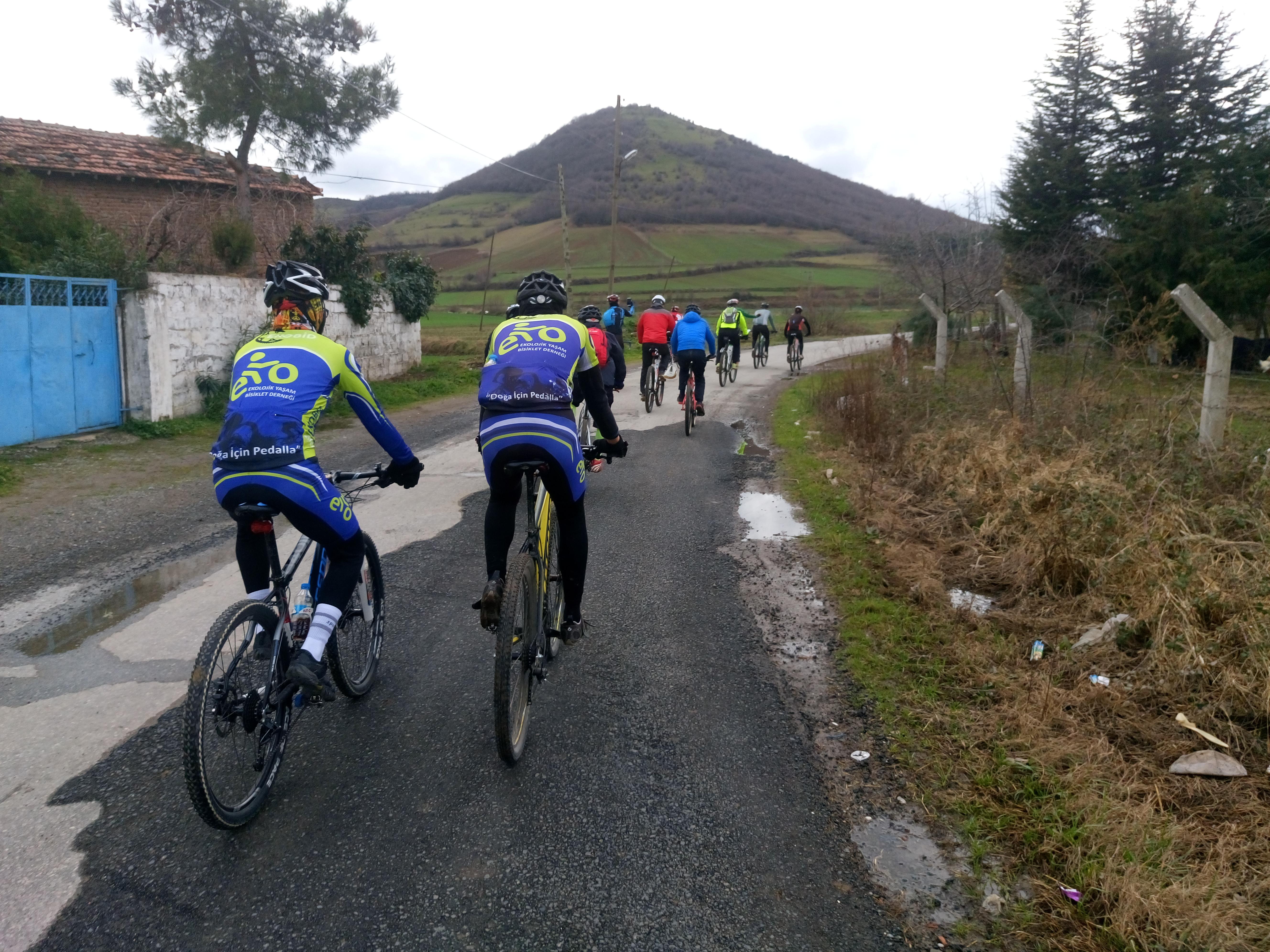 Tosköy Bisiklet Turu