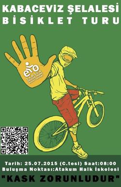 Kabaceviz Şelalesi Bisiklet Turu