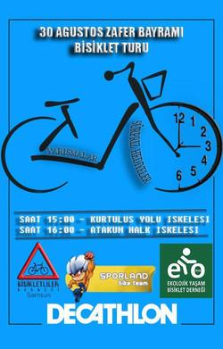 30 Ağustos Bisiklet Turu