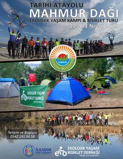Mahmur Dağı Ekolojik Yaşam Kampı