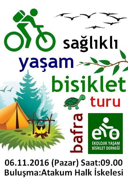Bafra Bisiklet Turu
