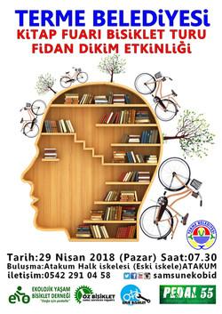 Kitap Fuarı Bisiklet Turu