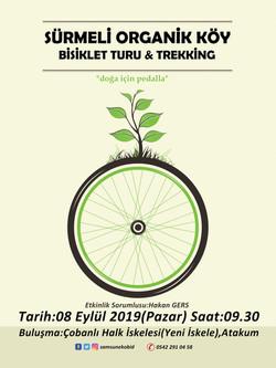 Sürmeli Organik Köy Bisiklet Turu