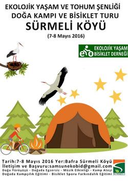 Sürmeli Köyü Doğa Kampı ve Bisiklet