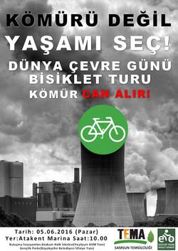 Dünya Çevre Günü Bisiklet Turu