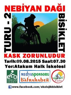 Nebiyan Dağı 2 Bisiklet Turu