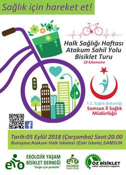 Halk Sağlığı Haftası Bisiklet Turu