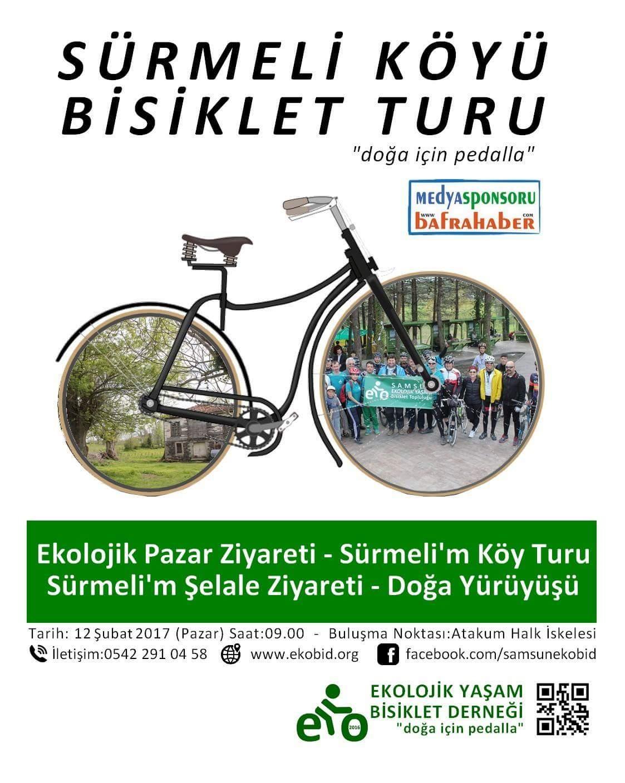 Sürmeli Köyü Bisiklet Turu