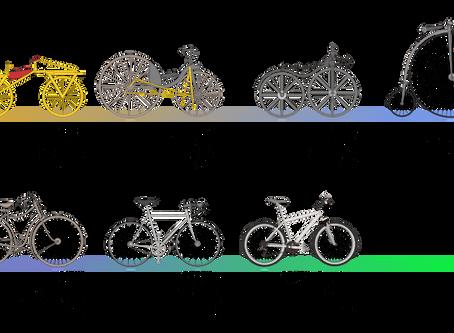 Geçmişten Günümüze Bisiklet