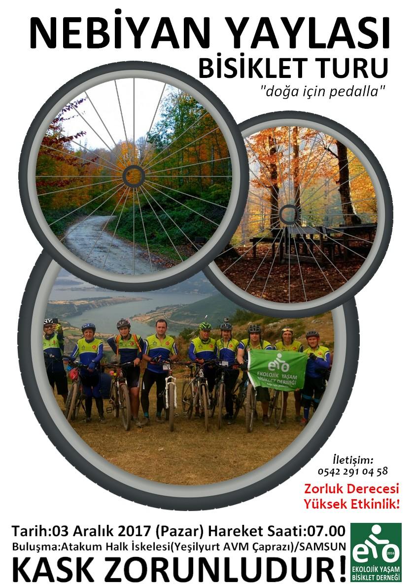 Nebiyan Yaylası Bisiklet Turu