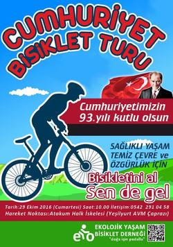 Cumhuriyet Bisiklet Turu