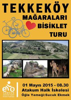 Tekkeköy Mağaraları Bisiklet Turu