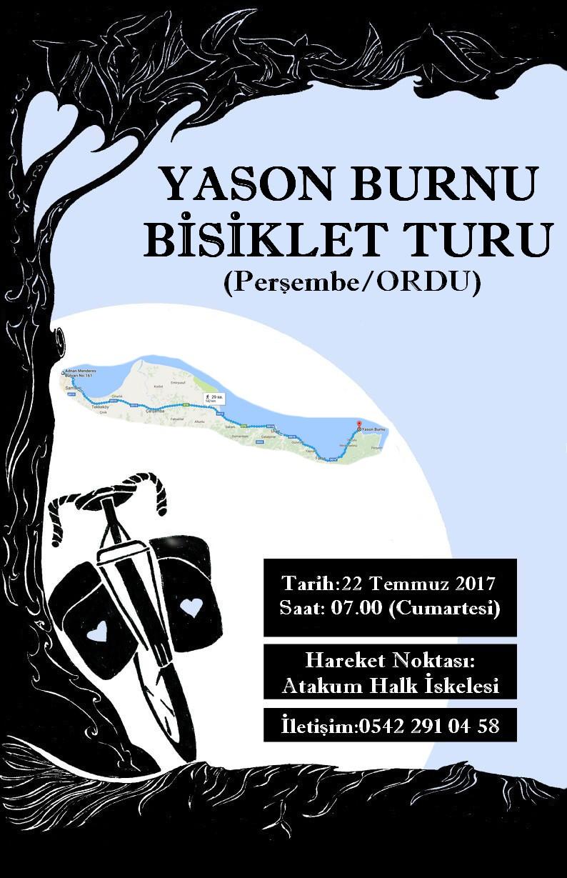 Yason Burnu Bisiklet Turu