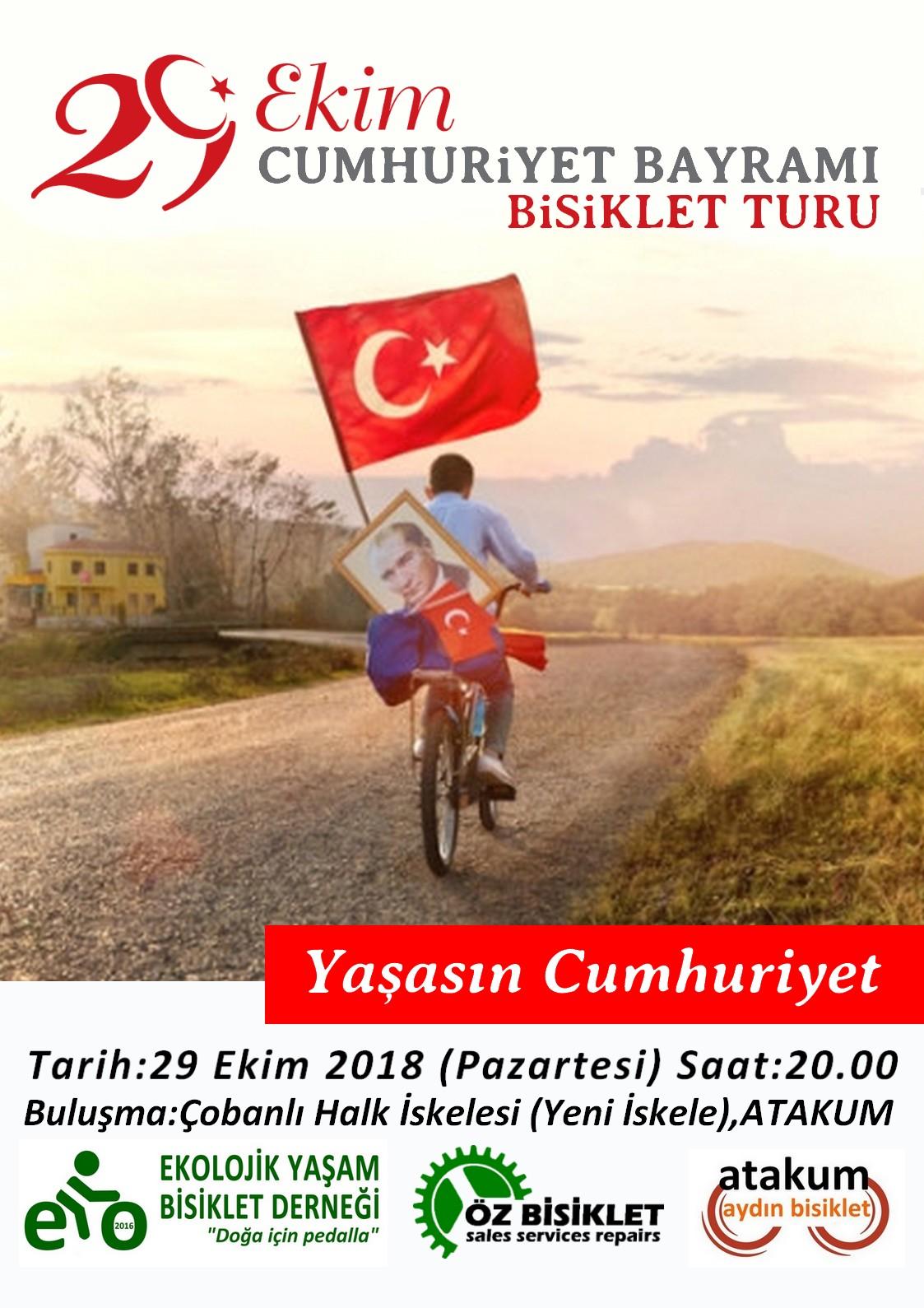 Cumhuriyet Bayramı Bisiklet Turu
