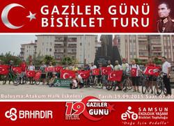 Gaziler Günü Bisiklet Turu