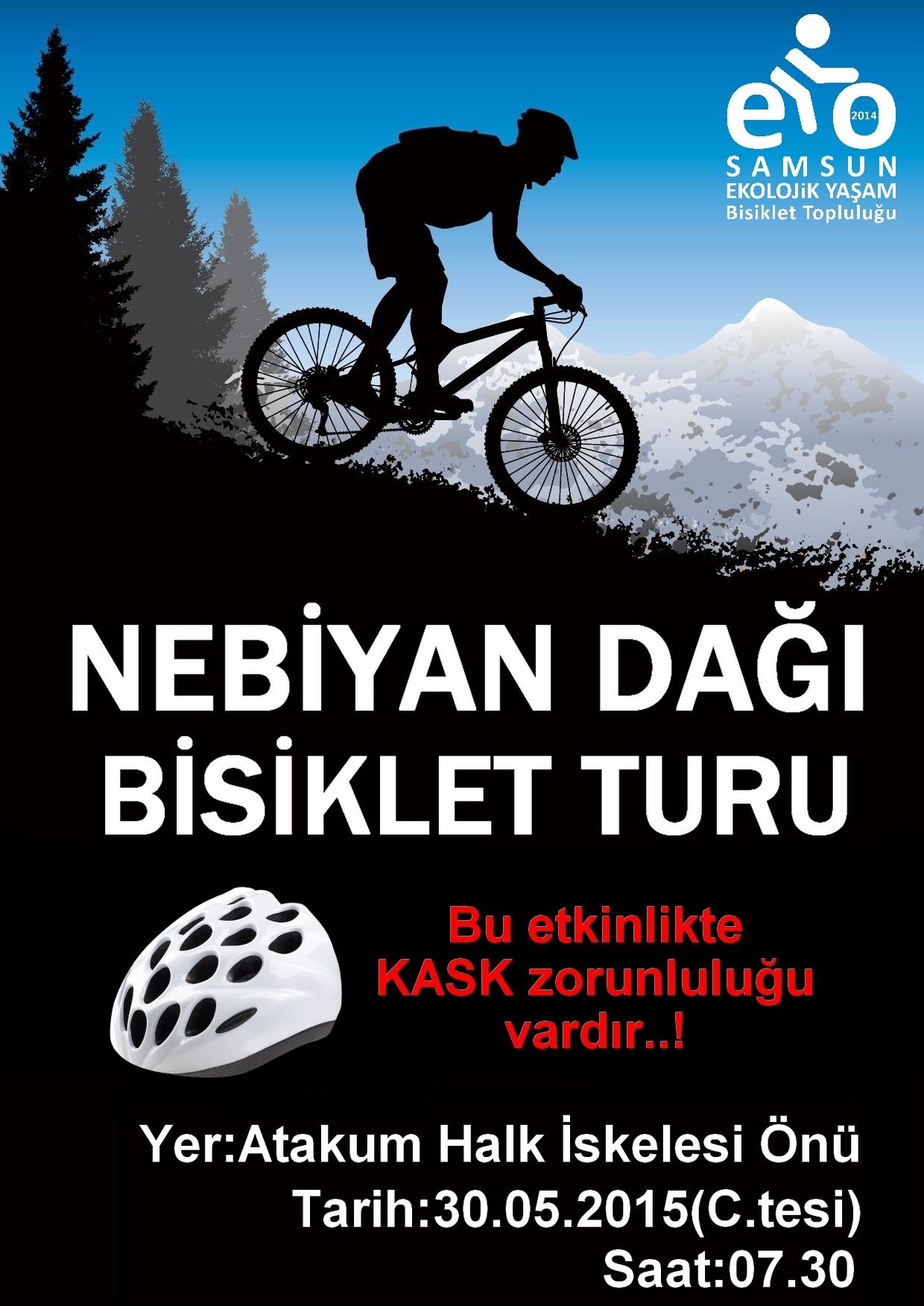 Nebiyan Dağı Bisiklet Turu