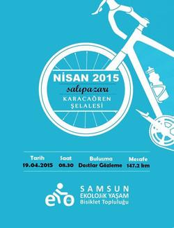 Salıpazarı Karacaören Şelalesi Bisiklet Turu