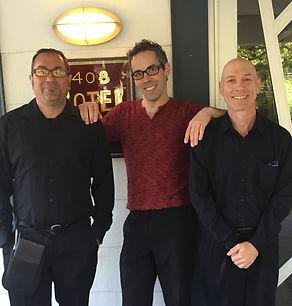 Hotel Tides Asbury Park, NJ restaurant executive chef Jeff Parenty
