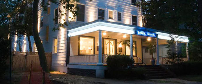 Hotel Tides Asbury Park, NJ gay lesbian friendly hotel specials package deals