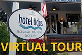 Hotel Tides Asbury Park, NJ gay lesbian friendly boutique hotel tour