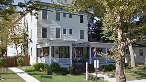 Hotel Tides Asbury Park, NJ gay lesbian friendly bar lounge restaurant martini cocktail