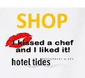 Hotel Tides Asbury Park, NJ gay lesbian friendly merchandise souvenirs