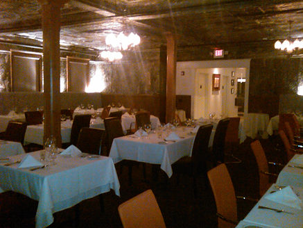Hotel Tides Asbury Park, NJ gay lesbian friendly fine dining gourmet restaurant