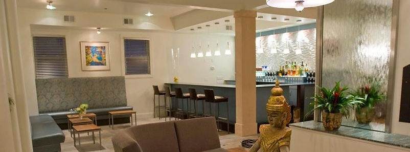 Hotel Tides Asbury Park, NJ gay lesbian friendly bar lounge jazz music restaurant