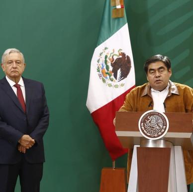"""""""No hay impunidad en Puebla"""":Barbosa"""