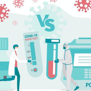 A PARTIR DE HOY , PIDEN PRUEBA PCR PARA VIAJAR A ESTADOS UNIDOS, PARA ESPAÑA EL 1° DE FEBRERO.