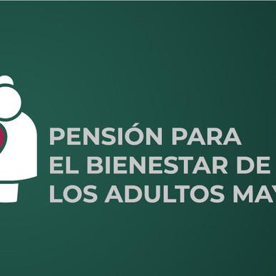 EDAD PARA RECIBIR PENSIÓN SERÁ A LOS 65 AÑOS: AMLO.