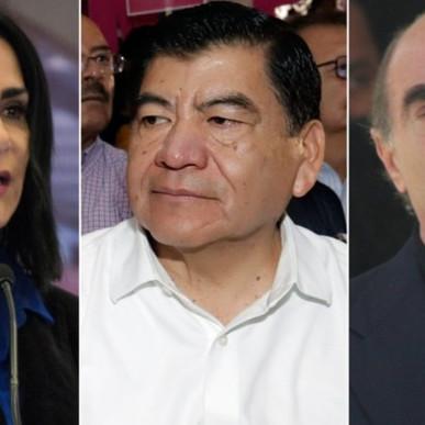 MARIO MARÍN TENDRÁ SU PRIMER AUDIENCIA EL DÍA DE HOY.