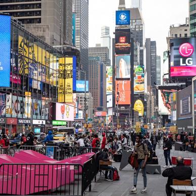 NEW YORK OFRECE VACUNAS GRATIS PARA IMPULSAR ECONOMÍA.