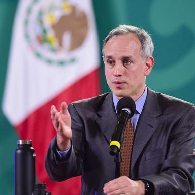 50% DE LOS MEXICANOS YA SERÍAN INMUNES AL COVID19: LÓPEZ-GATELL.