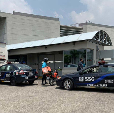 POLICIA TOMA INSTALACIONES DE CRUZ AZUL