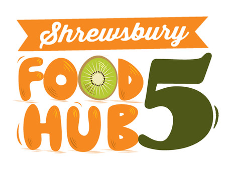 April 2021: Celebrate 5 years of rescuing good food with #FoodHub5