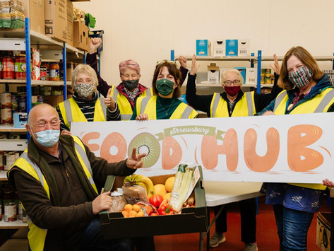 Food hubs recognised as powerful tool to combat climate change
