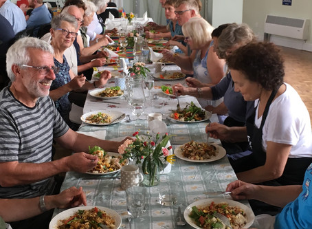 Christmas Community Meals with Osnosh