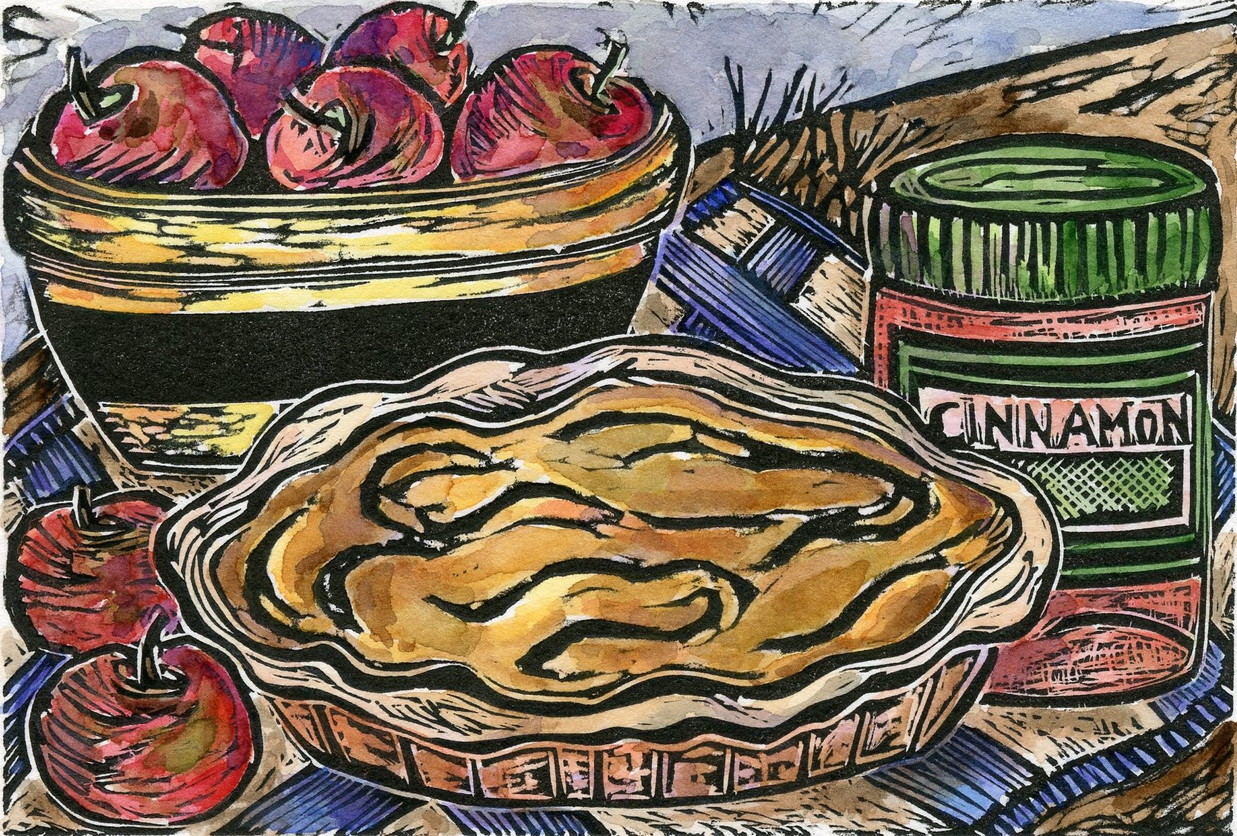 Apple Pie (#107)