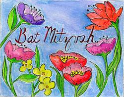 Bat Mitzvah (#15)