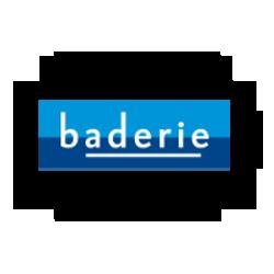 Baderie retouren logo