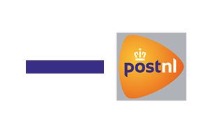 postnl fulfilment retouren logo