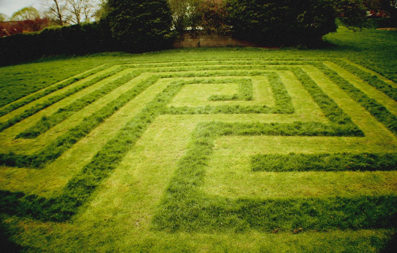 Labyrinth - Priorswood