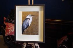 heron sitting room