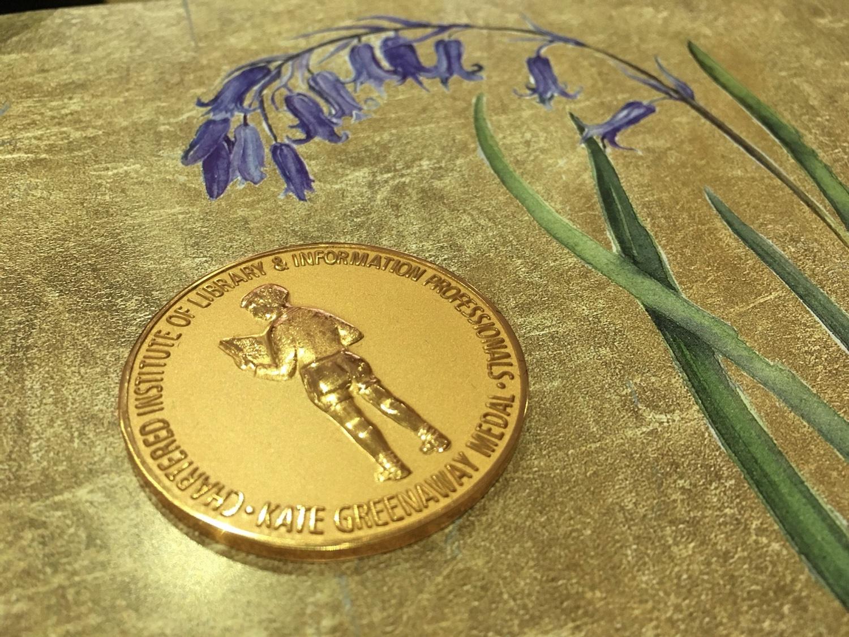Kate Greeanway Jackie Morris Medal