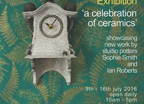 SUMMER EXHIBITION: a celebration of ceramics