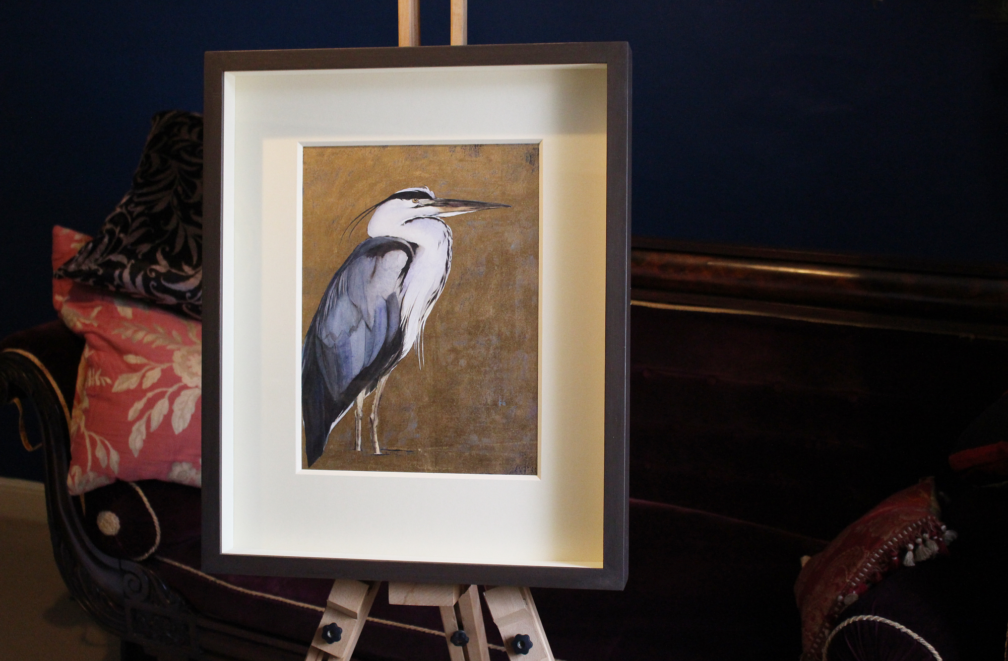 Heron | The Lost Words