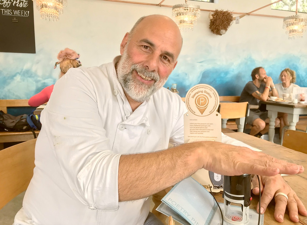 Jimmy of the Waterside Diner – Chivenor nr Braunton