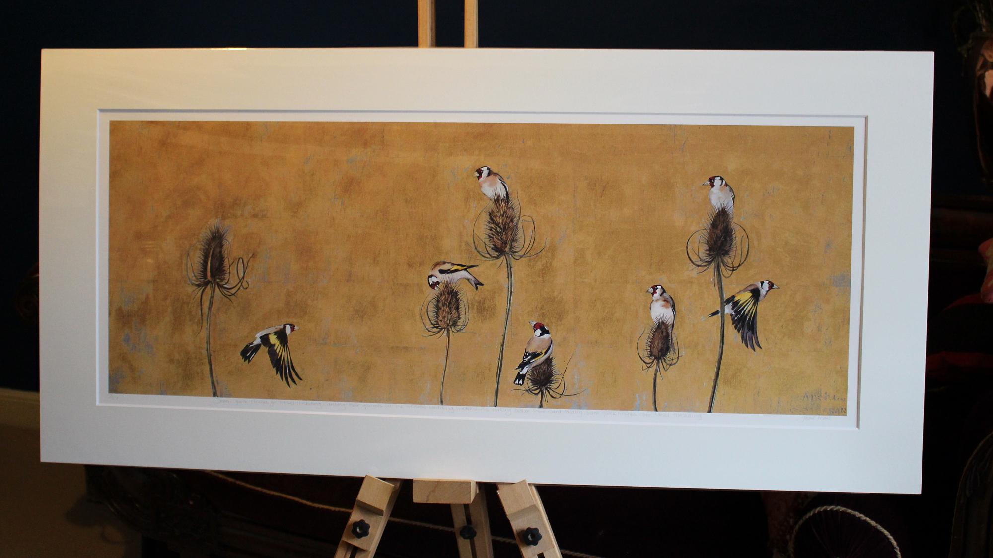 seven quick finches